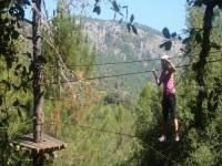 Fin de curso Sierra de Cazorla 3 días