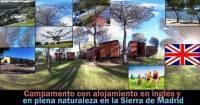 Camp Tecnológico en inglés en la Sierra de Madrid