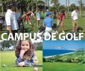 Eduka ofrece en verano 2016 los campamentos de golf y multiaventura Zarapicos en el Campo de Golf de Salamanca, en turnos del 26 de junio al 10 de ago