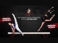 Gymnastics Camp Real Federación Española de Gimnasia
