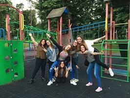 Inmersión en ingles en familia en Irlanda