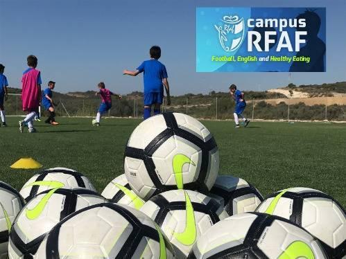 ⛺ Campus de verano de la Real Federación Andaluza de Fútbol ☀️ b174aabd8f332