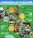 Grajera Aventura Ocio y Tiempo Libre organiza campamentos multiaventura con inglés de verano 2019 que se desarrollarán en los meses de julio y agosto