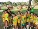Tatanka Camp ofrece sus campamentos Tatanka de inglés y aventura de verano 2019 en la Granja Escuela y Centro Medioambiental Naturcampa de Matapozuelo