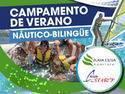 Oliva Surf ofrece su campamento náutico bilingüe de verano 2020 que se desarrolla en turnos semanales y quincenales en julio y agosto en la escuela of