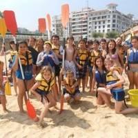 Lacunza summer camp en San Sebastián