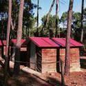 El campamento Montes de Talayuelas ofrece programas de inmersión en inglés y actividades multiaventura para grupos, y campamentos de verano con activi