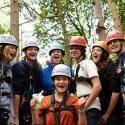 CEI El Jarama ofrece su UK Adventure Summer Camp de verano 2014 en Boreatton Park, Shropshire, para chicos y chicas de 11 a 16 años. Se trata de un Ca